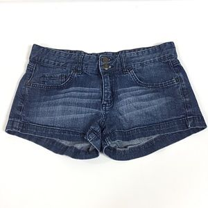 MOSSIMO FIT 6 JEAN SHORTS